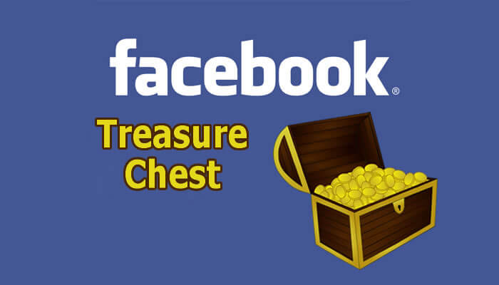 Facebook Treasure chest cover fixed