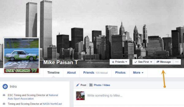 Facebook messenger search 1