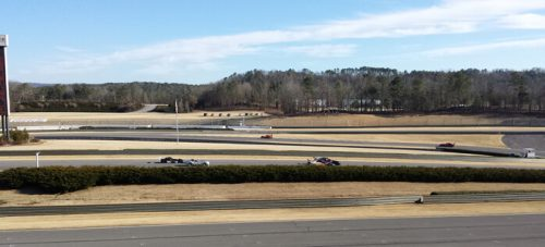 Gorgeous Barber Motorsports Park, near Birmingham, Alabama