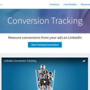 COVER LinkedIn Conversion tracking is here