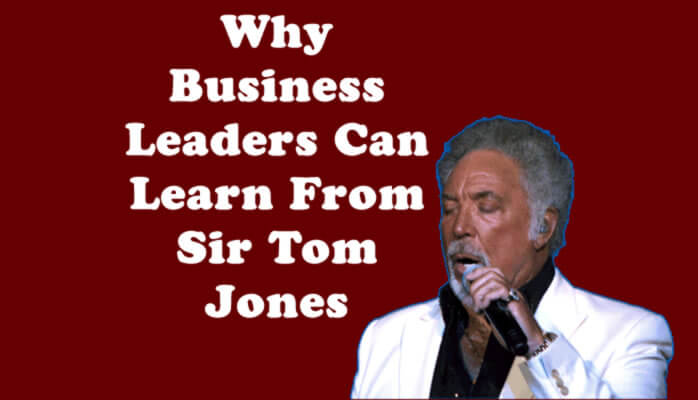 Why Business Leaders Can Learn From Sir Tom Jones by Spencer Taylor the Threshold