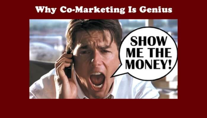 Why Co-Marketing Is Genius