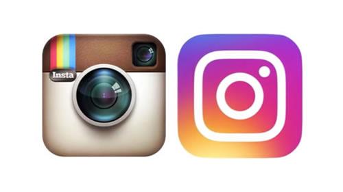Instagram old versus new logos - Instagram 4 tips to get you started